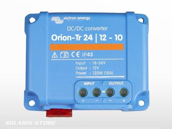 Convertisseur non isolé VICTRON Orion-Tr 24V / 12V 10A