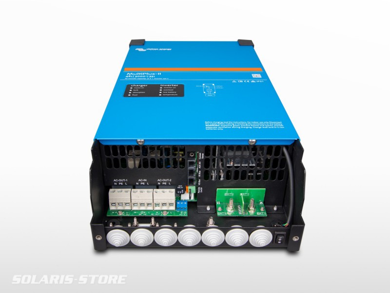Victron MultiPlus-II 48//3000//35-32 230 V Inverter Onduleur Consommation Propre 48 V