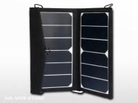 Panneau solaire portable 14W + Chargeur USB