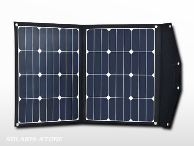 Panneau solaire back contact pliable 80W (Cellule SUNPOWER)