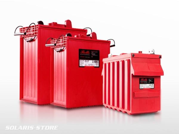 Gamme de batterie plomb ouvert Rolls OPzS série 5000