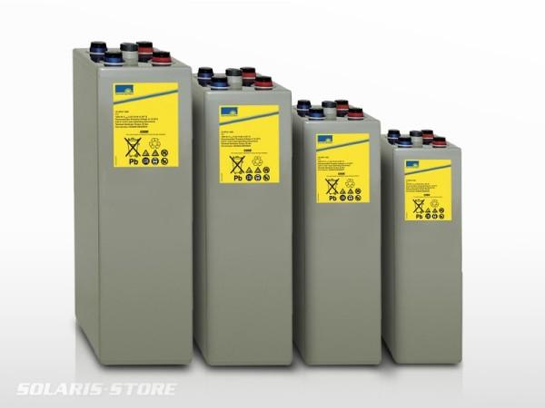 Gamme batterie solaire OPzV gel SONNENSCHEIN A600 SOLAR