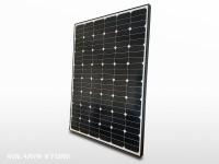 Panneau solaire back contact JIAWEI 160W