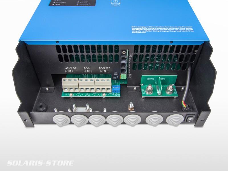 Victron Multiplus-Ii 48//5000//70-50 Multifonction Onduleur 48V 230V Ups