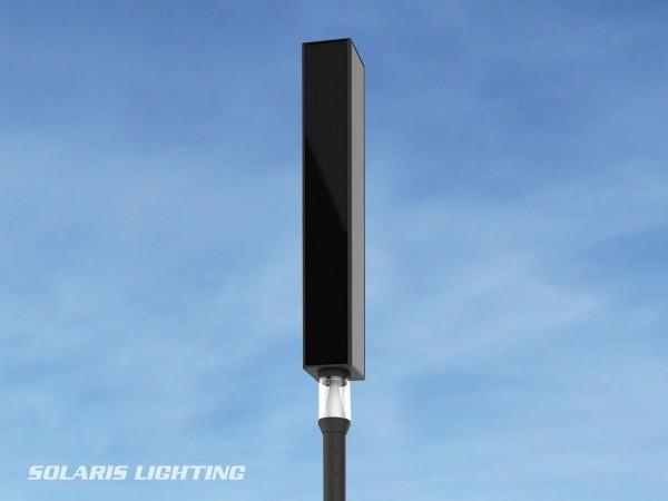 Lampadaire solaire SUN BOULEVARD 2017 160W pour éclairer rue, route et parking