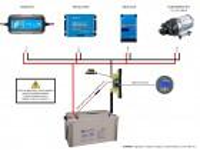 Schéma de câblage BMV-700