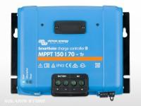 Régulateur VICTRON SmartSolar MPPT 150/70 Tr-MC4 ( 150V / 70A )