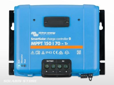 Régulateur VICTRON SmartSolar MPPT 150/70...