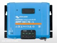 Régulateur VICTRON SmartSolar MPPT 150/70 Tr-MC4 (150V) | 70A - 12 / 24 / 36 / 48V