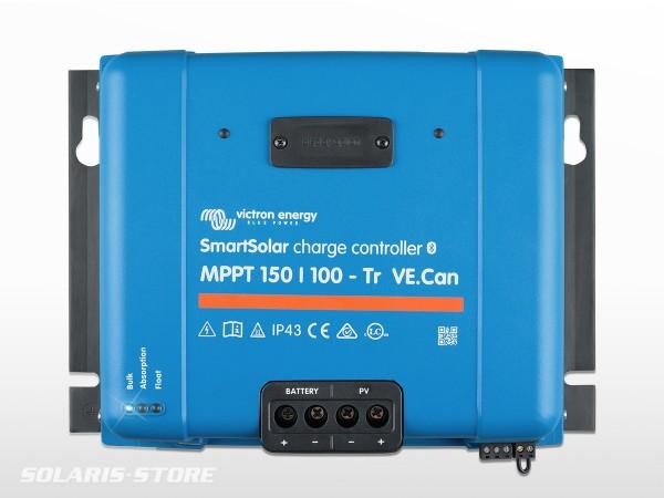 Régulateur VICTRON SmartSolar MPPT 150/100 Tr ( 150V / 100A ) VE.Can