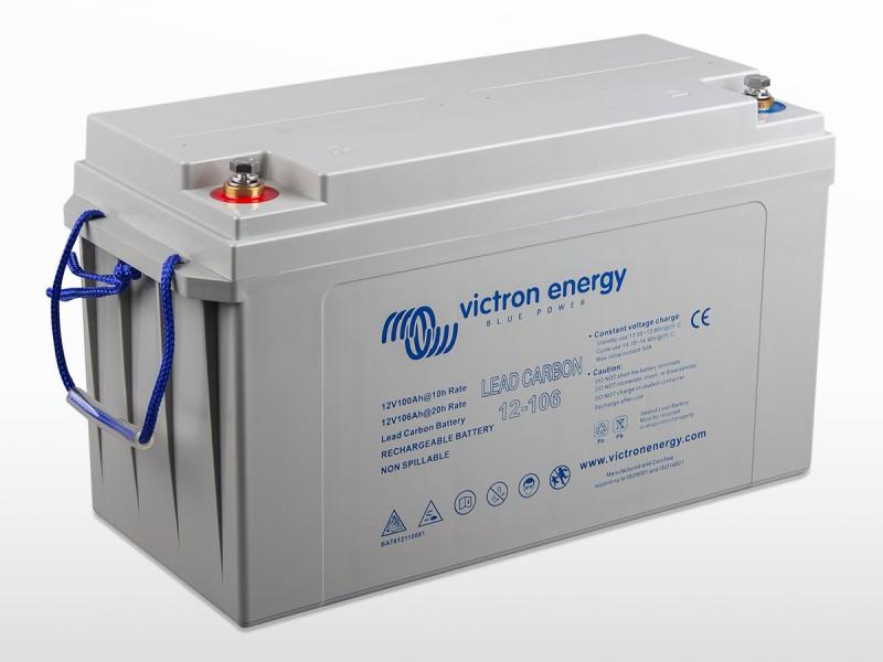 Batterie VICTRON étanche Gel 12V 110Ah | 1.32kWh * SOLARIS