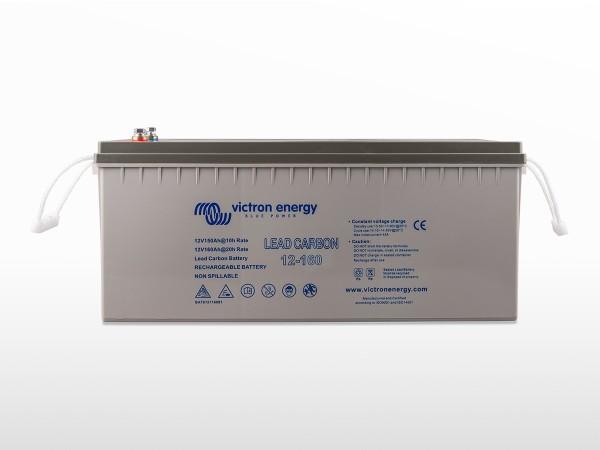 Batterie VICTRON étanche Plomb-Carbone 12V / 160Ah