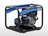 Groupe électrogène SDMO diesel 3400W | DIESEL 4000 C5