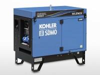 Groupe électrogène diesel SDMO 6000 Silence