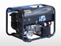Groupe électrogène SDMO essence 6300W | TECHNIC 6500 A AVR C5