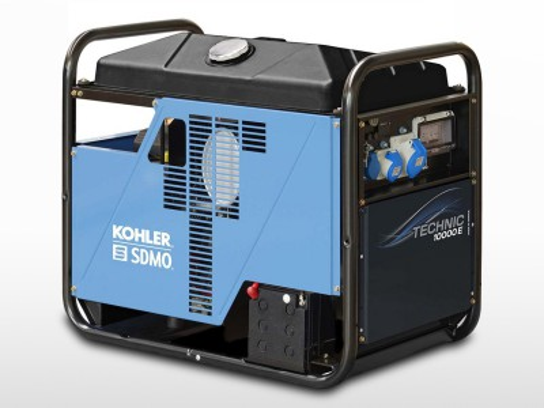 Groupe électrogène essence SDMO Technic 10000