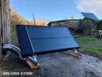 Capteur solaire à air TWINSOLAR Compact 2.0