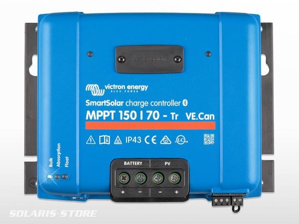 Régulateur solaire VICTRON SmartSolar 150/85 Tr VE.Can