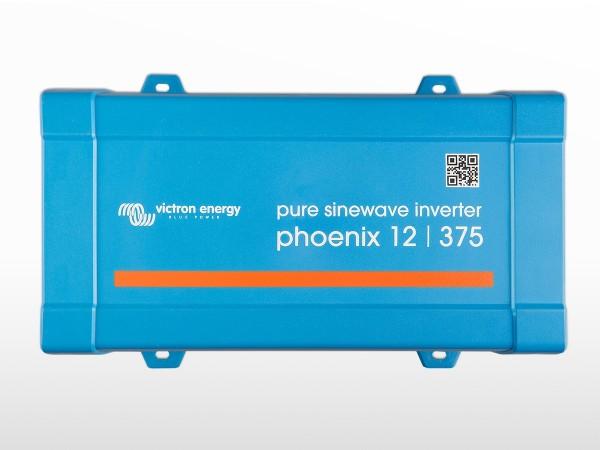 Onduleur VICTRON Phoenix 12V / 375VA VE.Direct Schucko