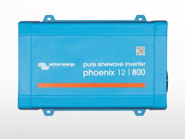 Onduleur VICTRON Phoenix 12V / 800VA VE.Direct Schucko