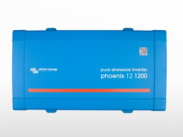 Onduleur VICTRON Phoenix 12V / 1200VA VE.Direct Schucko