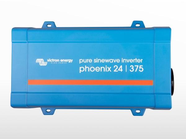 Onduleur VICTRON Phoenix 24V / 375VA VE.Direct Schucko