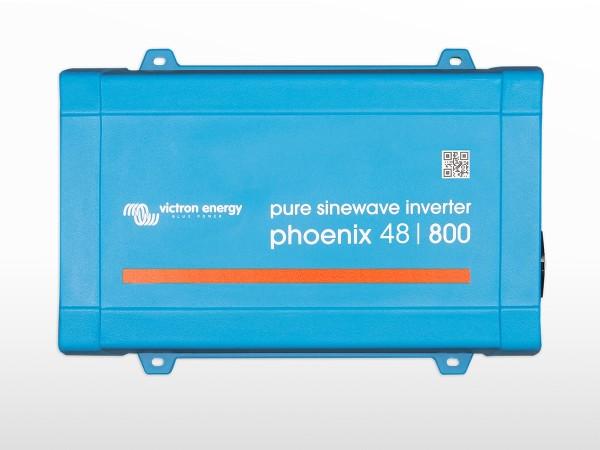 Onduleur VICTRON Phoenix 48V / 800VA VE.Direct Schucko