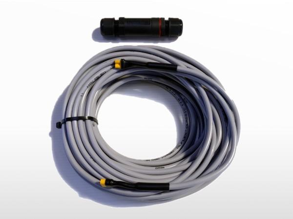 Rallonge flotteur et sonde de puits pour pompe LORENTZ PS2-100 (15 m)