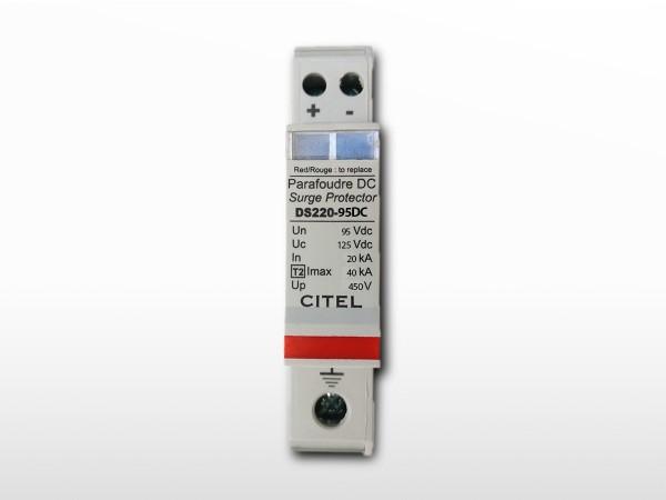 Parafoudre CITEL DC (courant continu) DS240-95DC