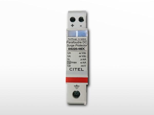 Parafoudre CITEL DC (courant continu) DS240-48DC