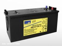 Batterie solaire gel SONNENSCHEIN SB12/ 130A