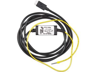 Câble VE.Direct non inverseur d'allumage_arrêt à distance Victron Victron