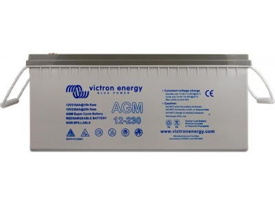 AGM Super Cycle battery Victron Victron