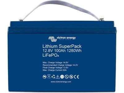 SuperPack au lithium - 12 8 V Victron Victron