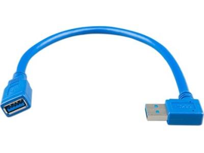 Rallonge USB avec une extrémité à angle droit Victron Victron