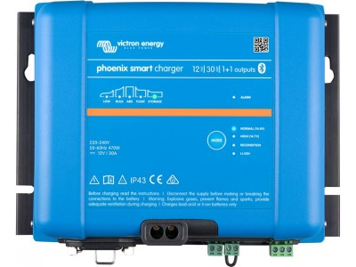 Chargeur Phoenix Smart IP43 Victron Victron