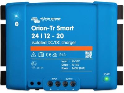 Chargeur isolé Orion-Tr Smart CC-CC Victron Victron