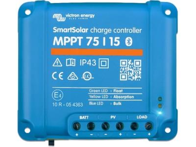 SmartSolar MPPT 75_10  75_15  100_15 & 100_20 Victron Victron