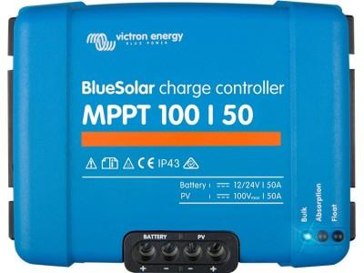 BlueSolar MPPT 100_30 et 100_50 Victron Victron