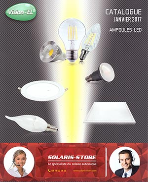 Catalogue vente eclairage LED