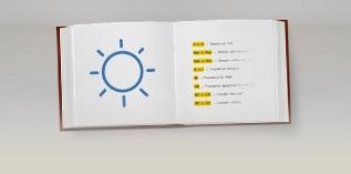 Lexique du solaire