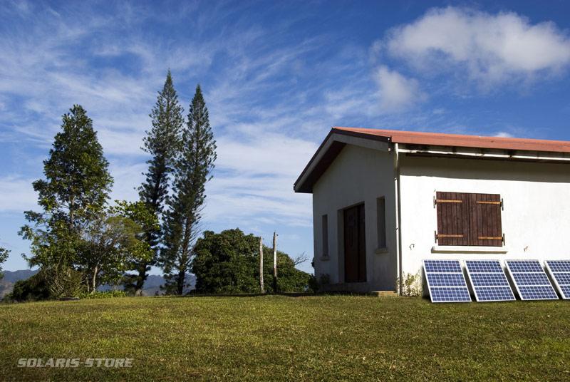 kit à énergie solaire en Nouvelle Calédonie
