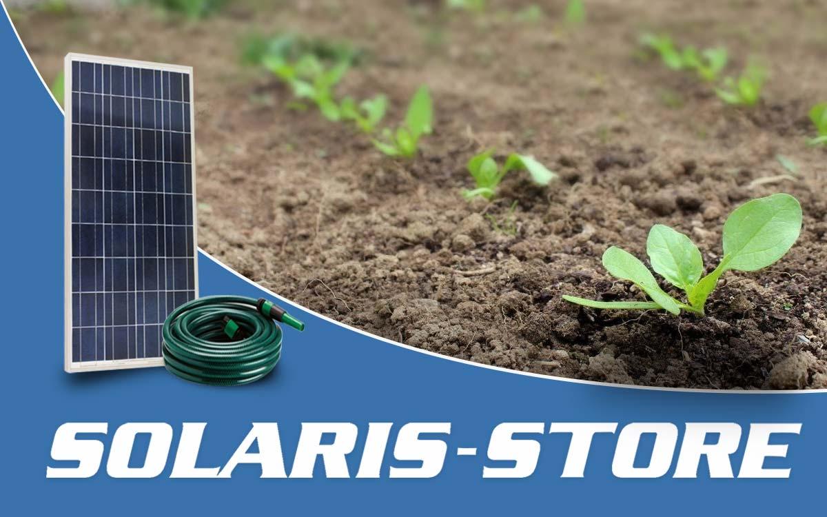 arrosage solaire et irrigation