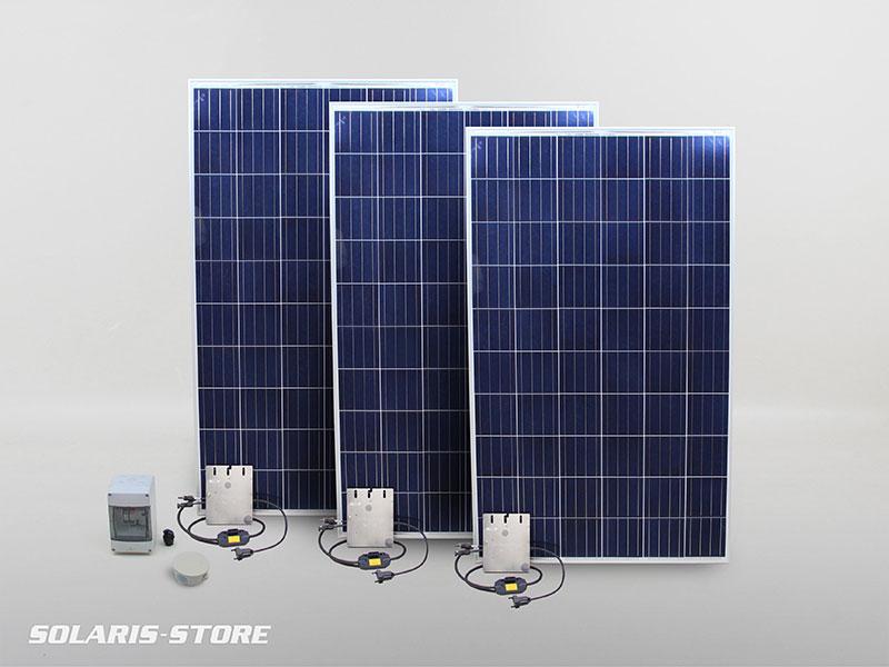 kit solaire autoconsommation 840w 855wc 230v solaris store. Black Bedroom Furniture Sets. Home Design Ideas