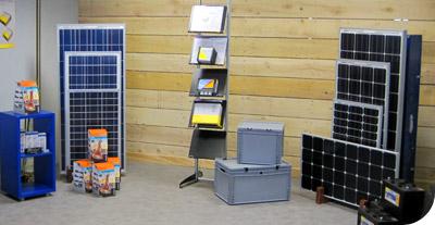 vente de materiel solaire à 10min au nord de Lyon