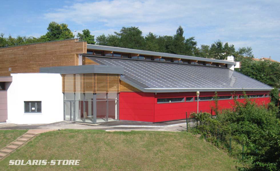 Solaris a réalisé plus de 500 installations solaires aujourd'hui en service