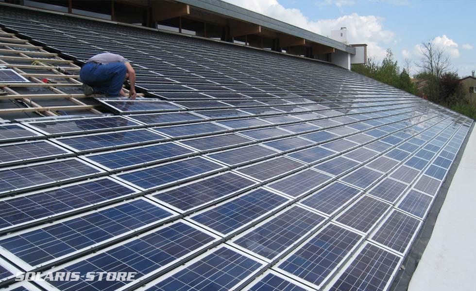 Installation de centrales solaires pour les collectivités