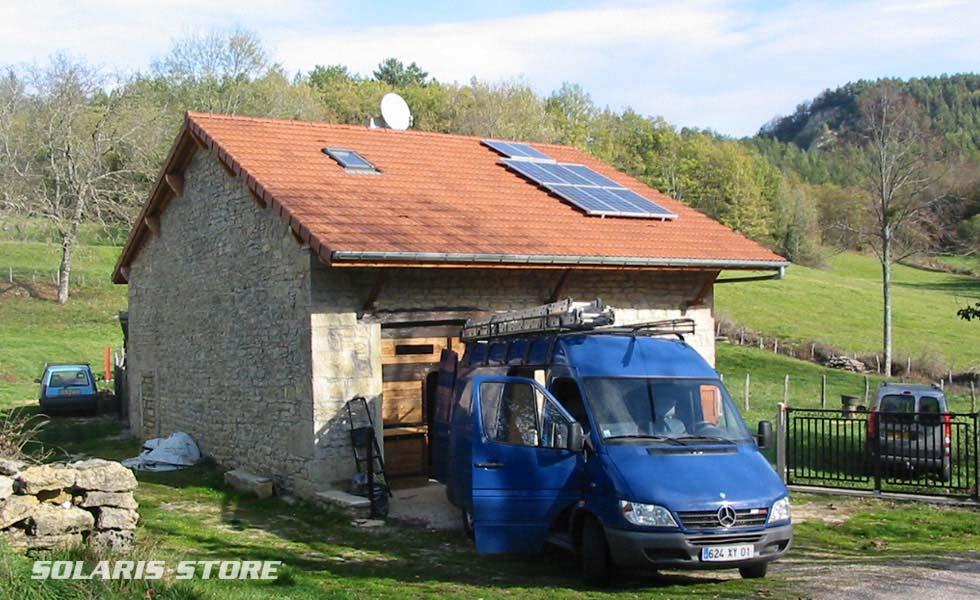 Entreprise spécialisée dans le solaire depuis 2002