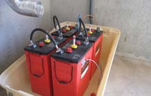 coffre batterie solaire