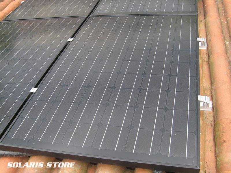 Ain (01) / Panneau solaire hybride DualSun raccordé en autoconsommation